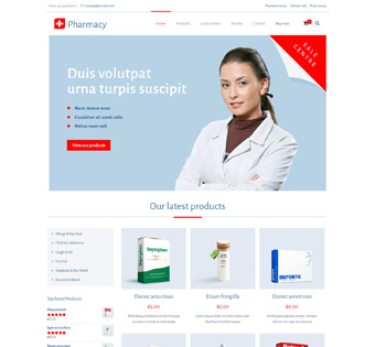 Website Design Theme Samples 120