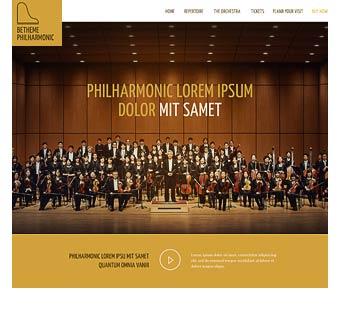 Website Design Theme Samples 119