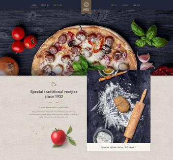 Website Design Theme Samples 116
