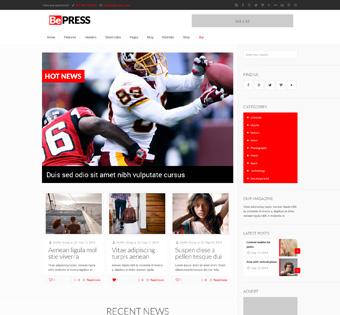 Website Design Theme Samples 109