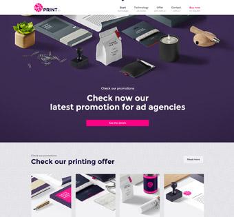 Website Design Theme Samples 108