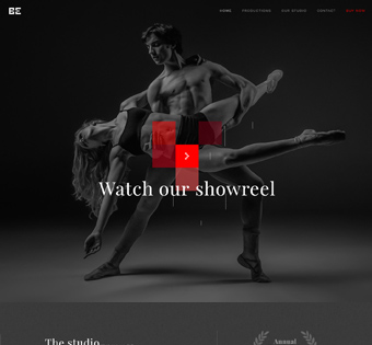 Website Design Theme Samples 107