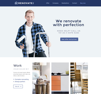 Website Design Theme Samples 102
