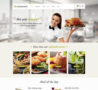 Website Design Theme Samples 100