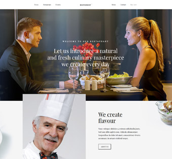 Website Design Theme Samples 99