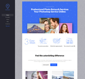 Website Design Theme Samples 97
