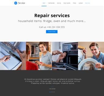 Website Design Theme Samples 90
