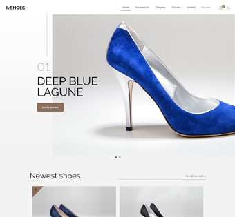 Website Design Theme Samples 89