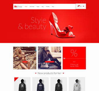 Website Design Theme Samples 88