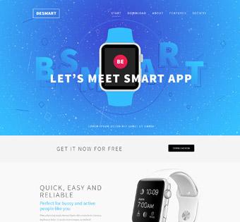Website Design Theme Samples 82
