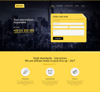 Website Design Theme Samples 64