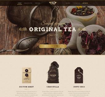 Website Design Theme Samples 63