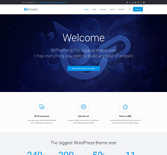 Website Design Theme Samples 60