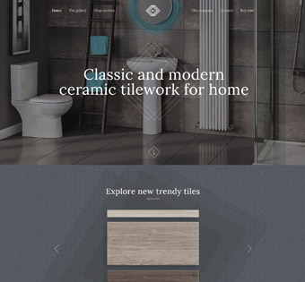 Website Design Theme Samples 59