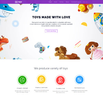 Website Design Theme Samples 57