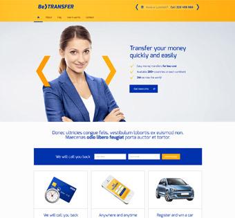 Website Design Theme Samples 55