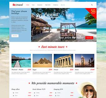 Website Design Theme Samples 52