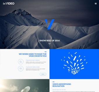 Website Design Theme Samples 45