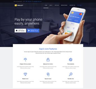 Website Design Theme Samples 40