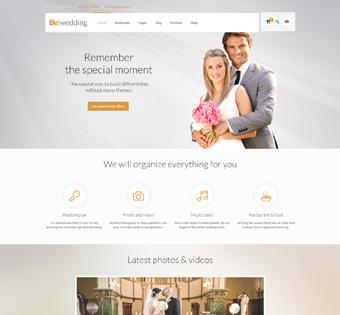 Website Design Theme Samples 36