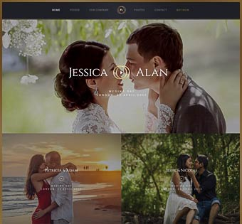 Website Design Theme Samples 34
