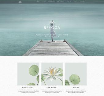 Website Design Theme Samples 28