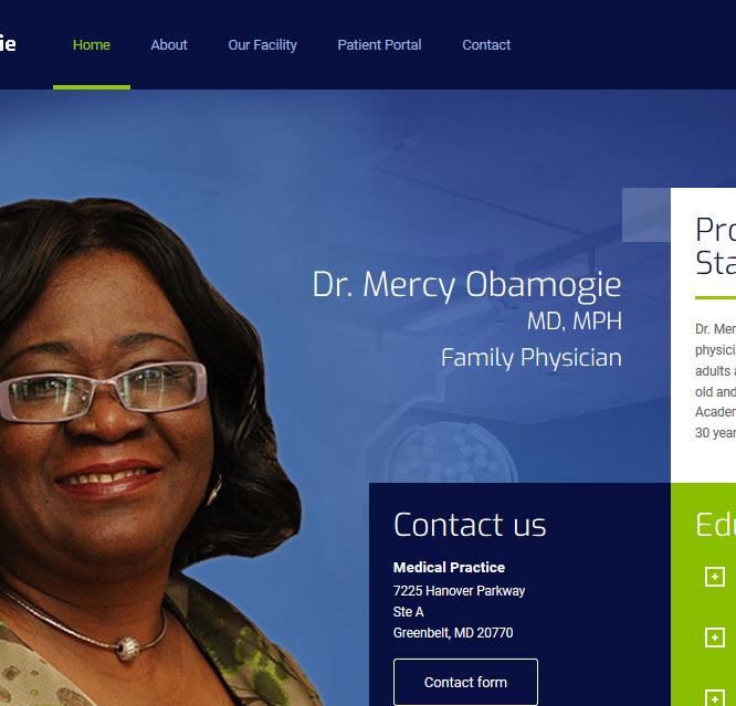 Dr Mercy Obamogie 3